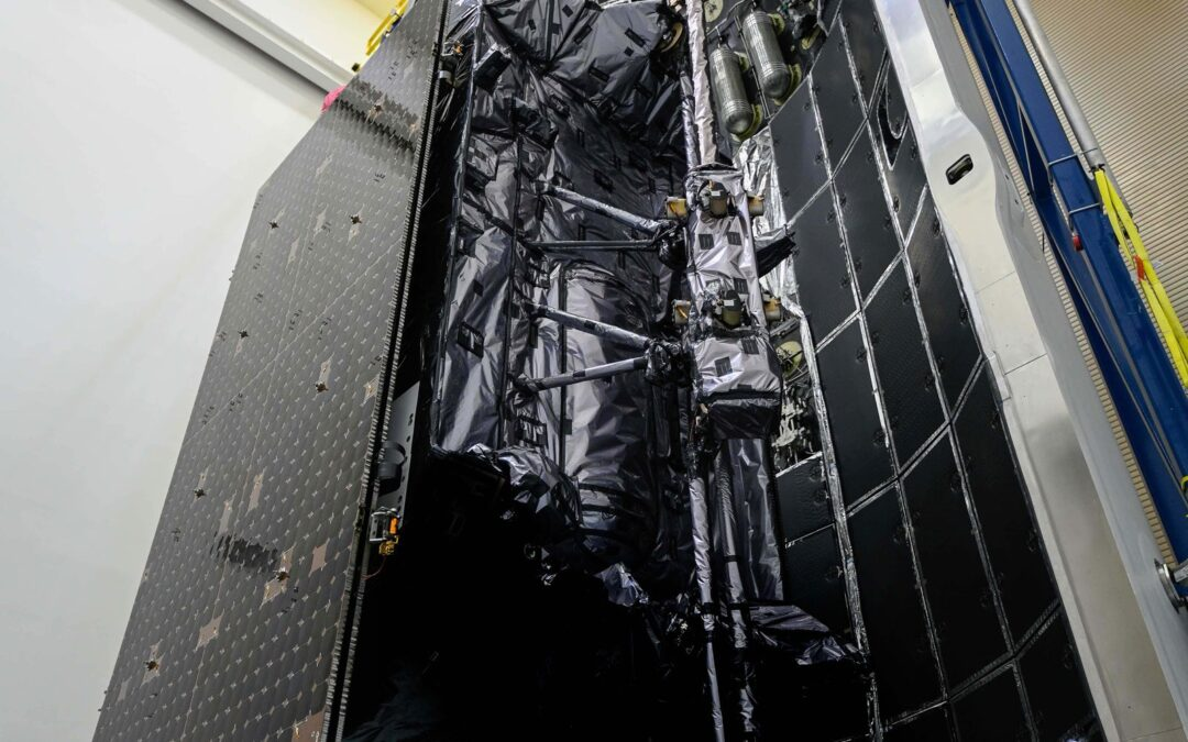GPS III's Long Journey Is Picking Up Speed