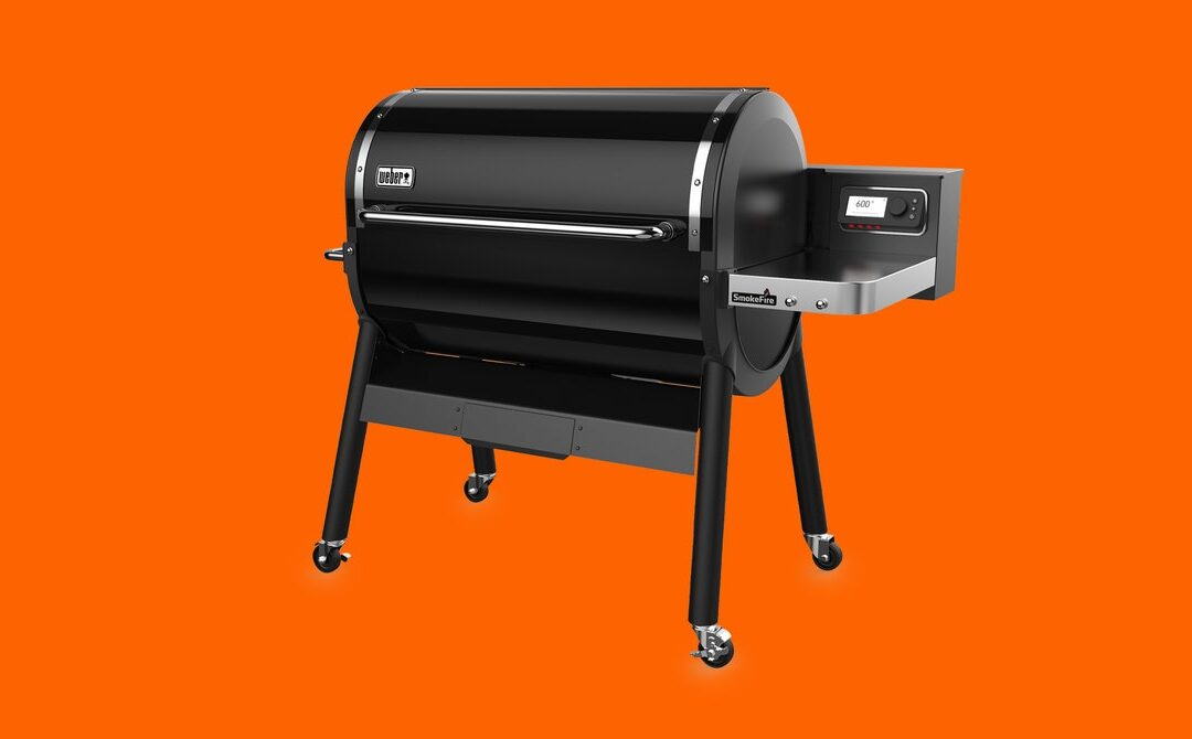 Weber's New Smoker Makes Some Mighty Tasty Meats